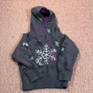 Disney Frozen hoodie